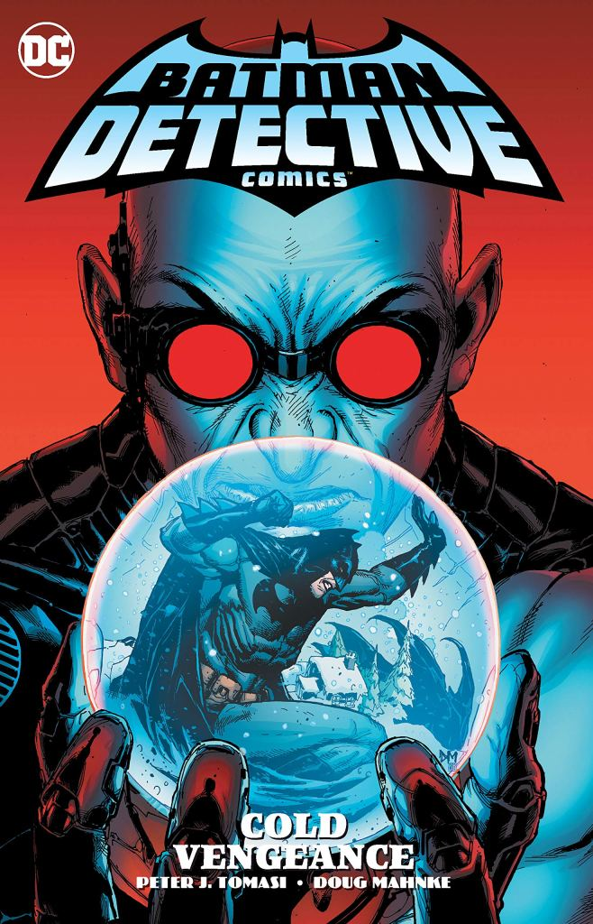 Detective Comics Vol. 4: Cold Vengeance