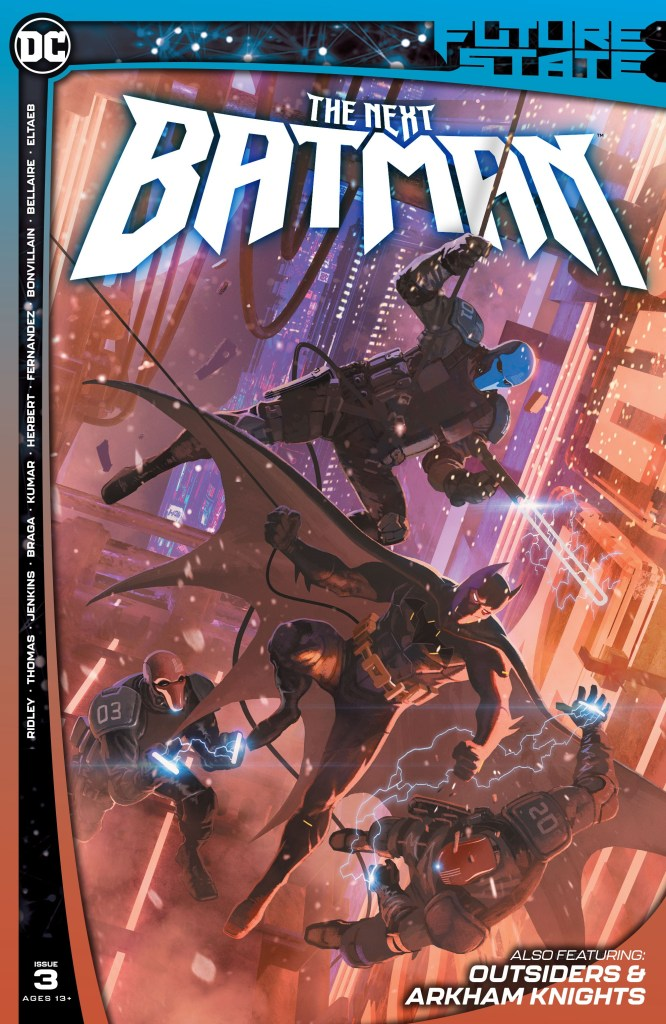 Future State: The Next Batman #3