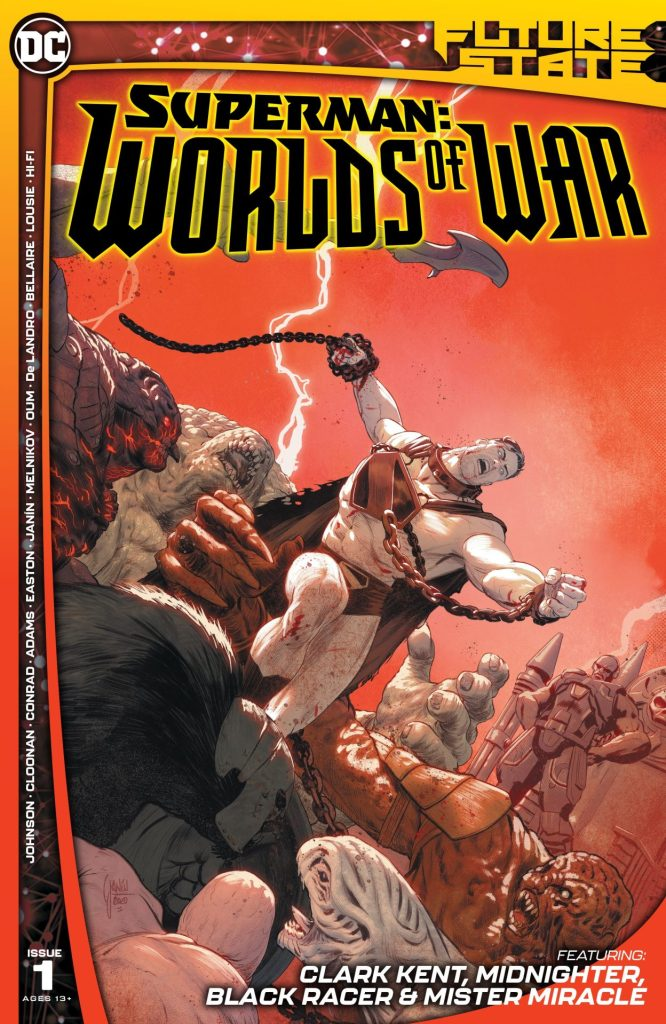 Future State: Superman: Worlds of War #1