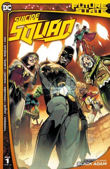 Future State: Suicide Squad #2