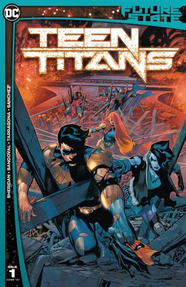 Future State: Teen Titans #1