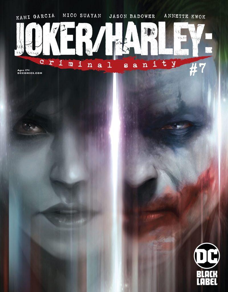 Joker/Harley: Criminal Sanity #7