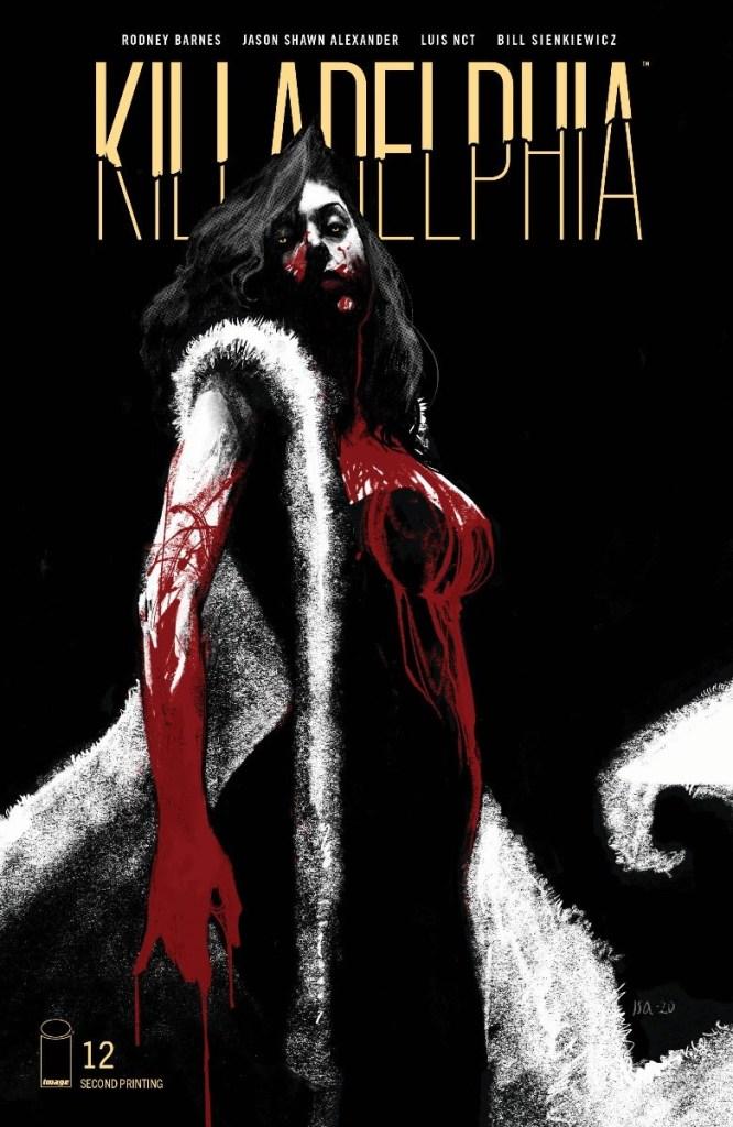 Killadelphia #12 2nd printing