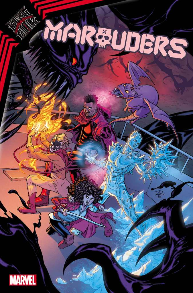 King in Black: Marauders #1