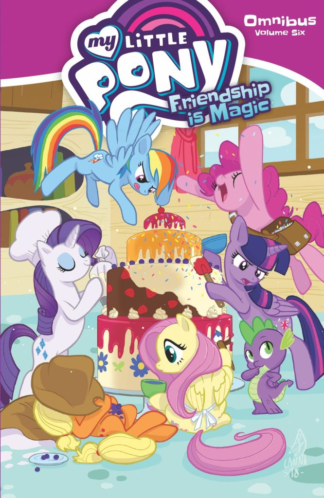 My Little Pony: Friendship is Magic Omnibus Vol. 6