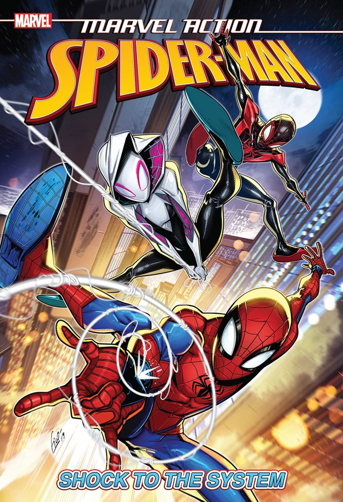 Marvel Action Spider-Man Vol. 5: Shock To The System