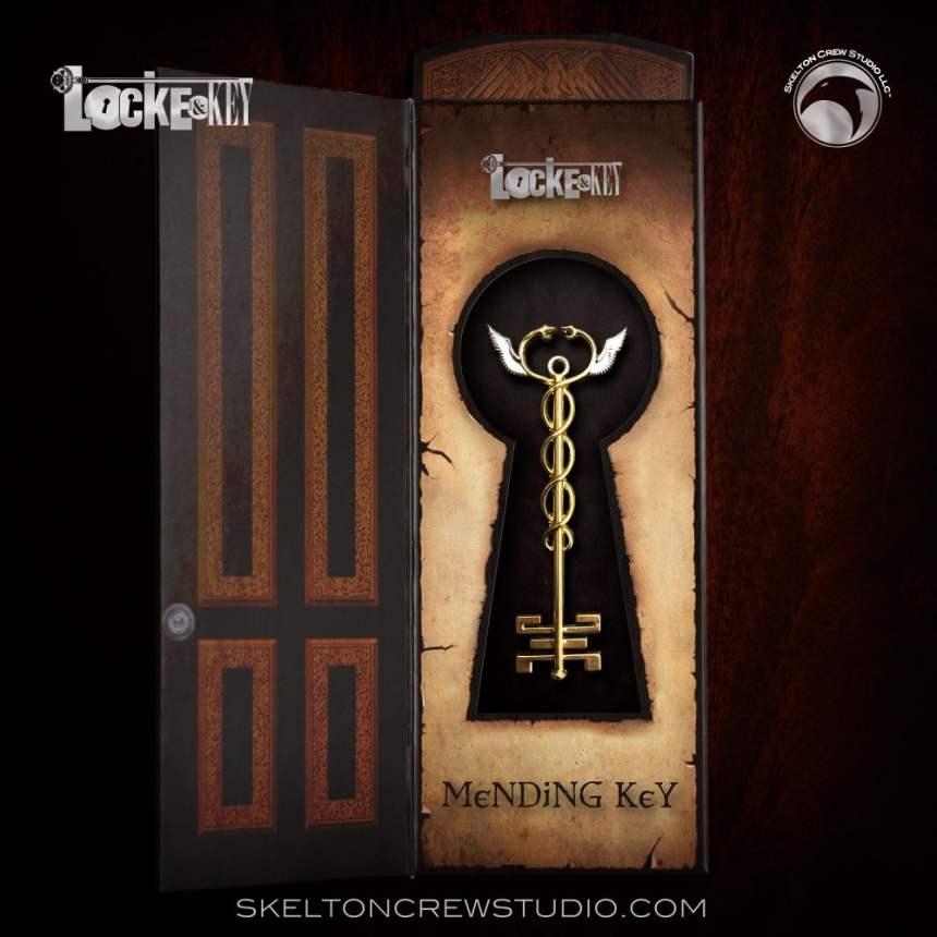 Lock & Key: Mending Key