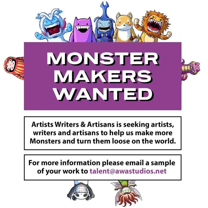 AWA Monster Maker