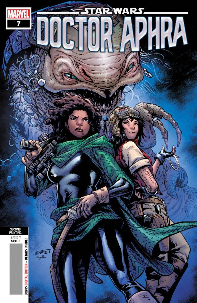 Star Wars: Doctor Aphra  #7 2nd printing