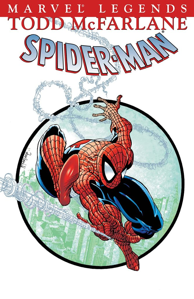 Spider-Man Legends Vol. 2: Todd Mcfarlane Book 2