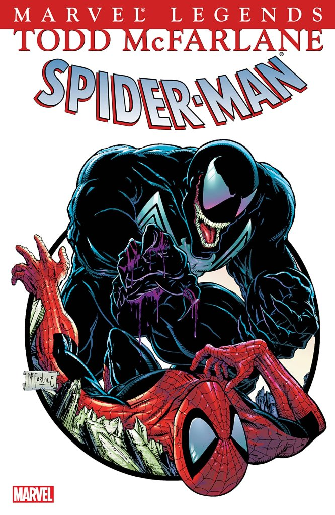Spider-Man Legends Vol. 3: Todd Mcfarlane Book 3