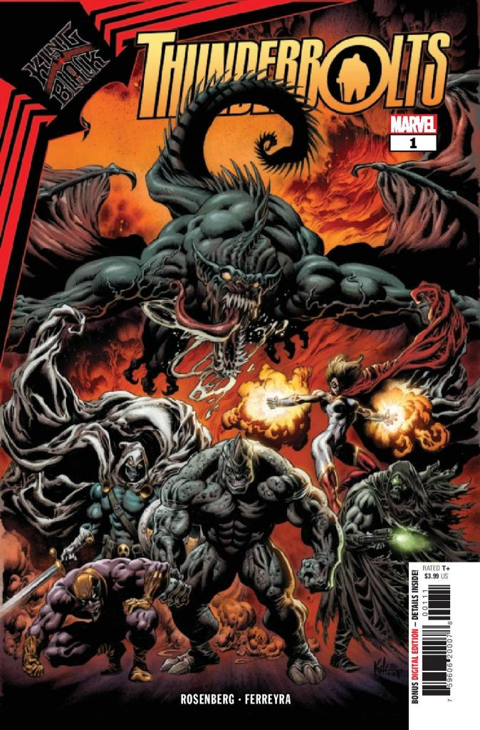 King in Black: Thunderbolts #1 (of 3)