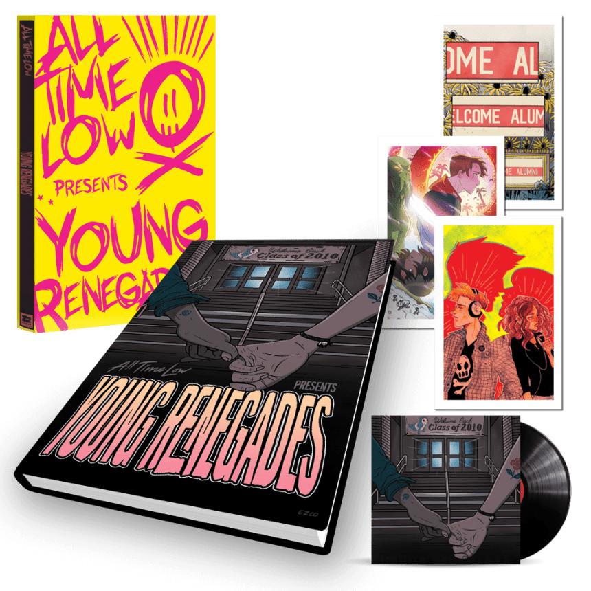 Young Renegades Deluxe