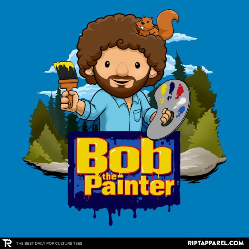 Bob The Painter
