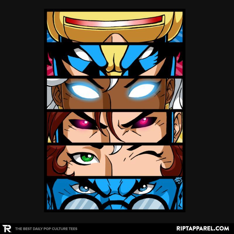 Mutant Eyes