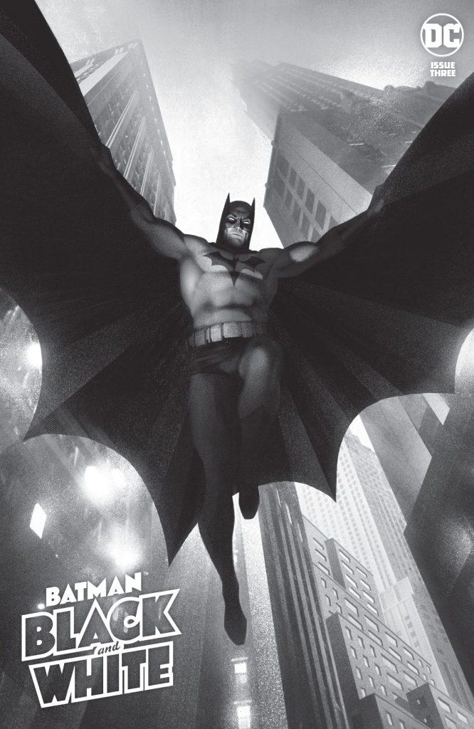 Batman: Black & White #3