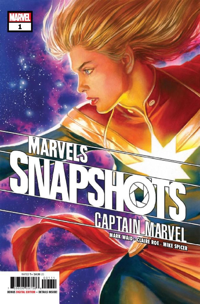 Marvels Snapshots: Captain Marvel