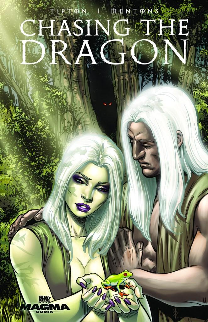 Chasing the Dragon #4 Andrea Di Vito retailer incentive cover