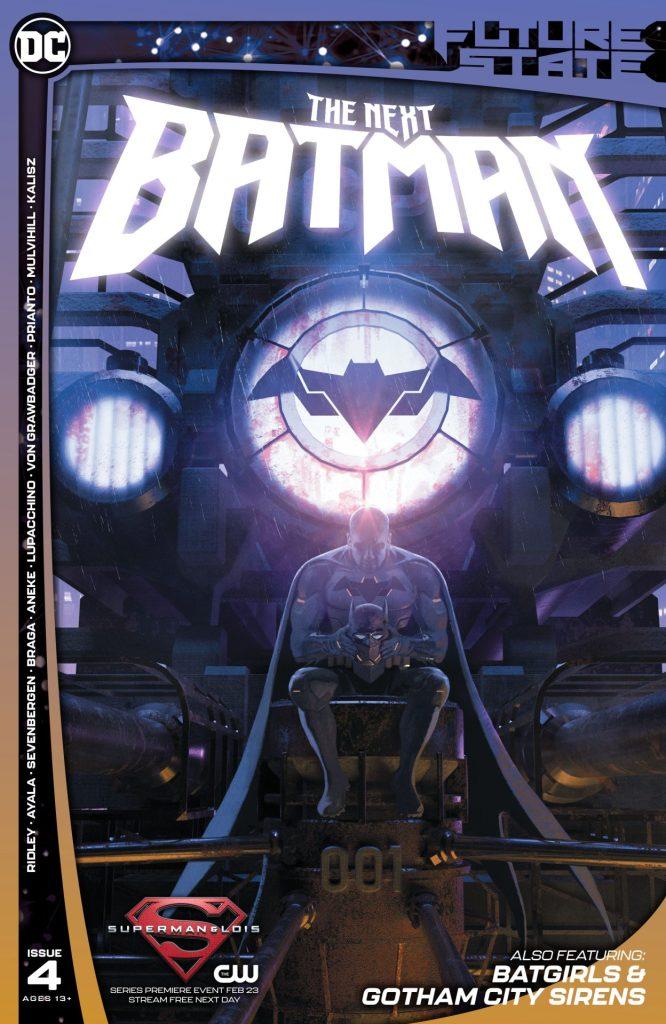 Future State: The Next Batman #4