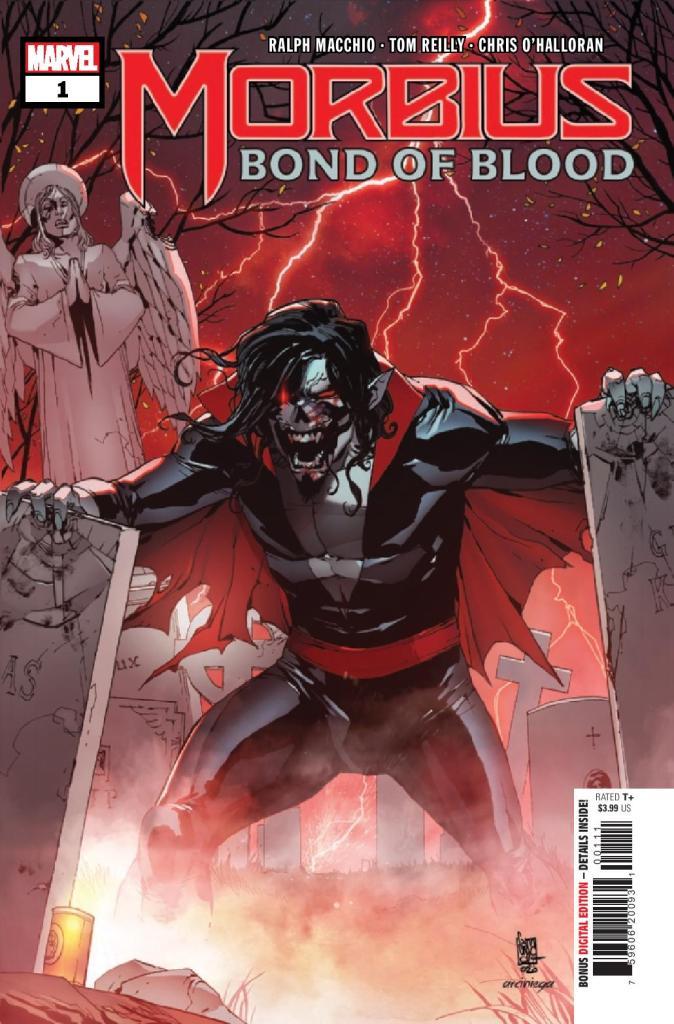 Morbius: Bond of Blood #1