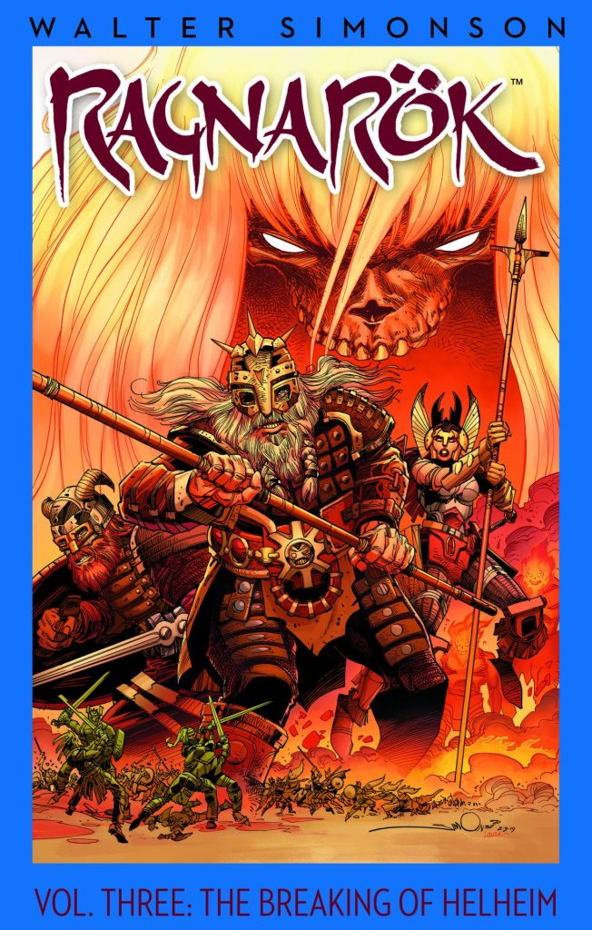 Ragnarök Vol. 3 Breaking of Helheim