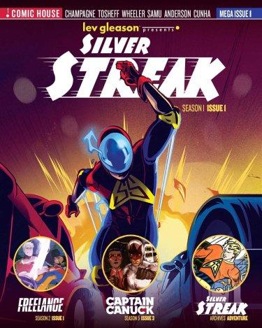 Silver Streak Season 1 Issue 1