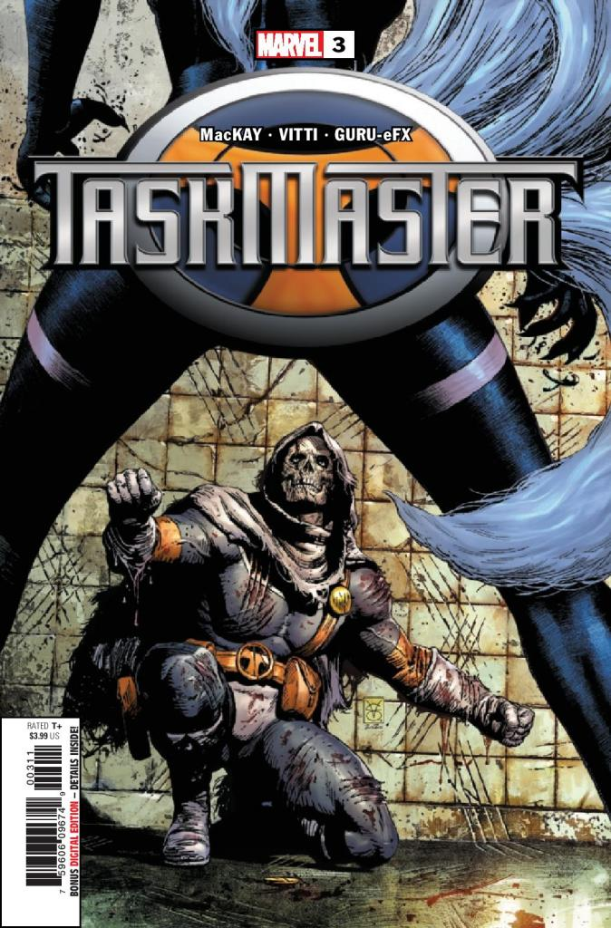 Taskmaster #3 (of 5)