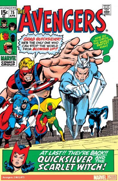 The Avengers #75