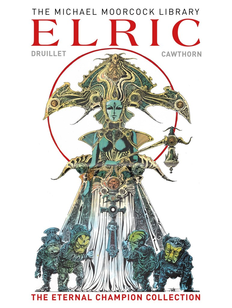 The Moorcock Library Elric The Eternal Champion Collection