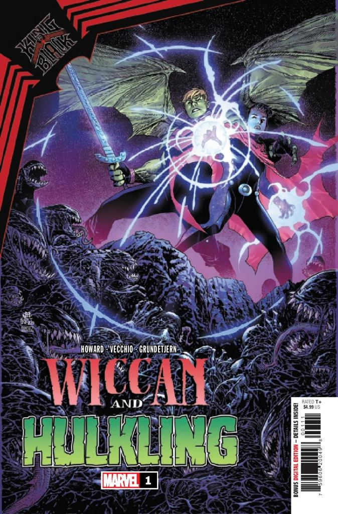King in Black: Wiccan and Hulkling #1