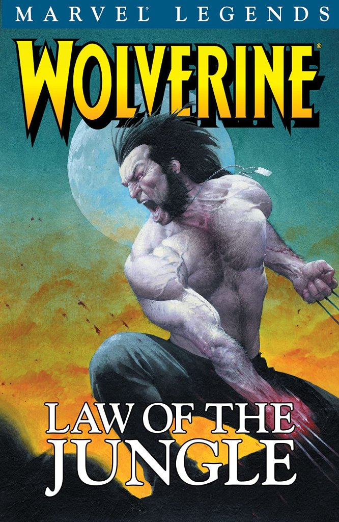 Wolverine Legends Vol. 3: Law Of The Jungle