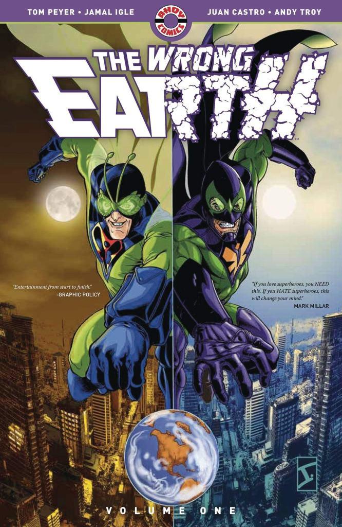 The Wrong Earth