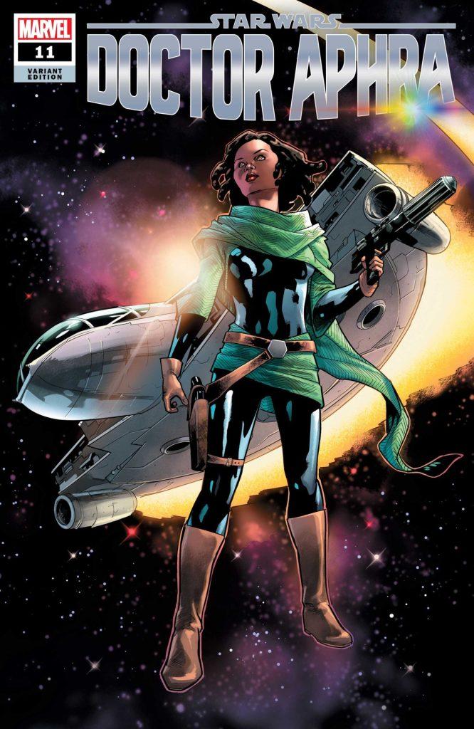 Star Wars: Doctor Aphra #11 Pride variant