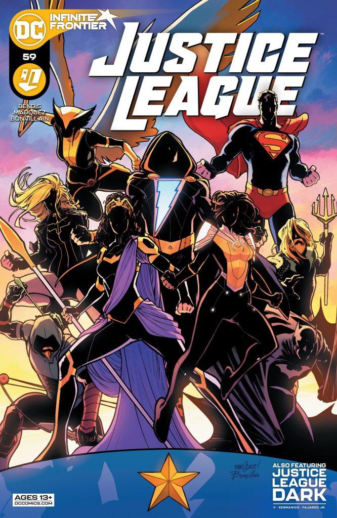 Justice League #59