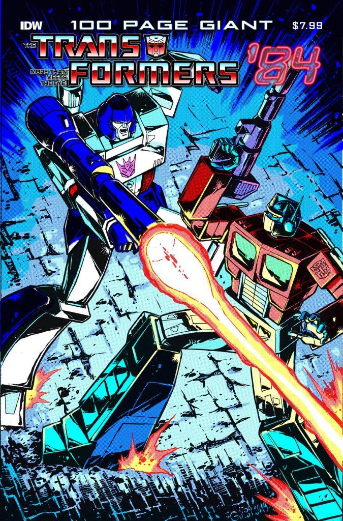 Transformers '84: Legends & Rumors