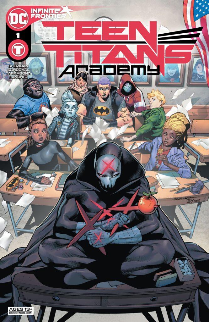 Teen Titans Academy #1