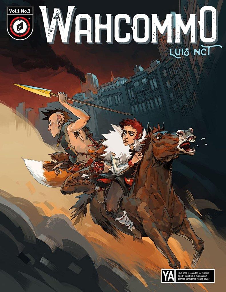 Wahcommo Vol. 1 #3