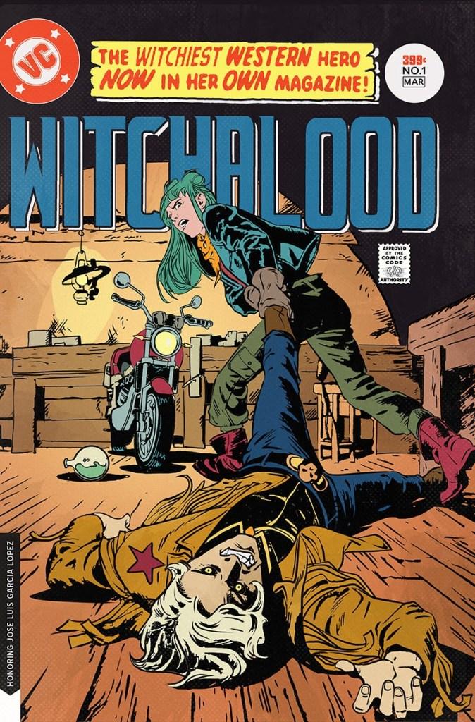 Witchblood #1 Vault Vintage