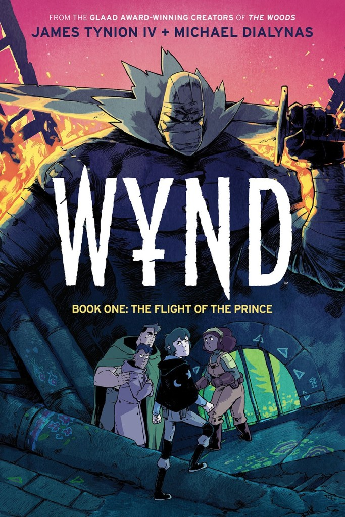 Wynd Book 1 Flight of the Prince