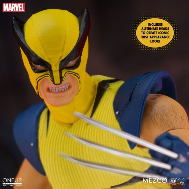 One:12 Collective Wolverine - Deluxe Steel Box