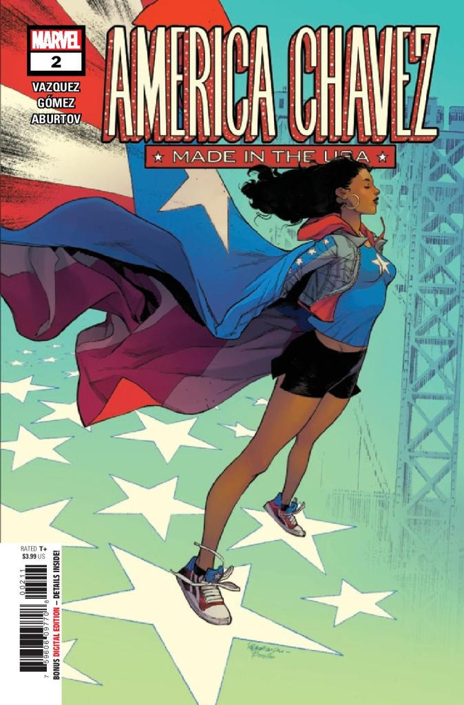 America Chavez: Made in the USA #2 (of 5)