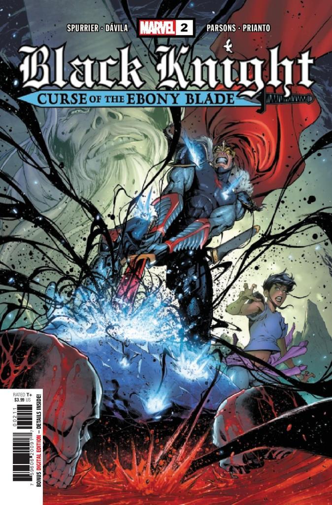 Black Knight: Curse of the Ebony Blade #2 (of 5)