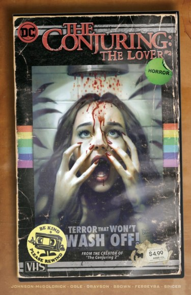 The Conjuring: The Lover