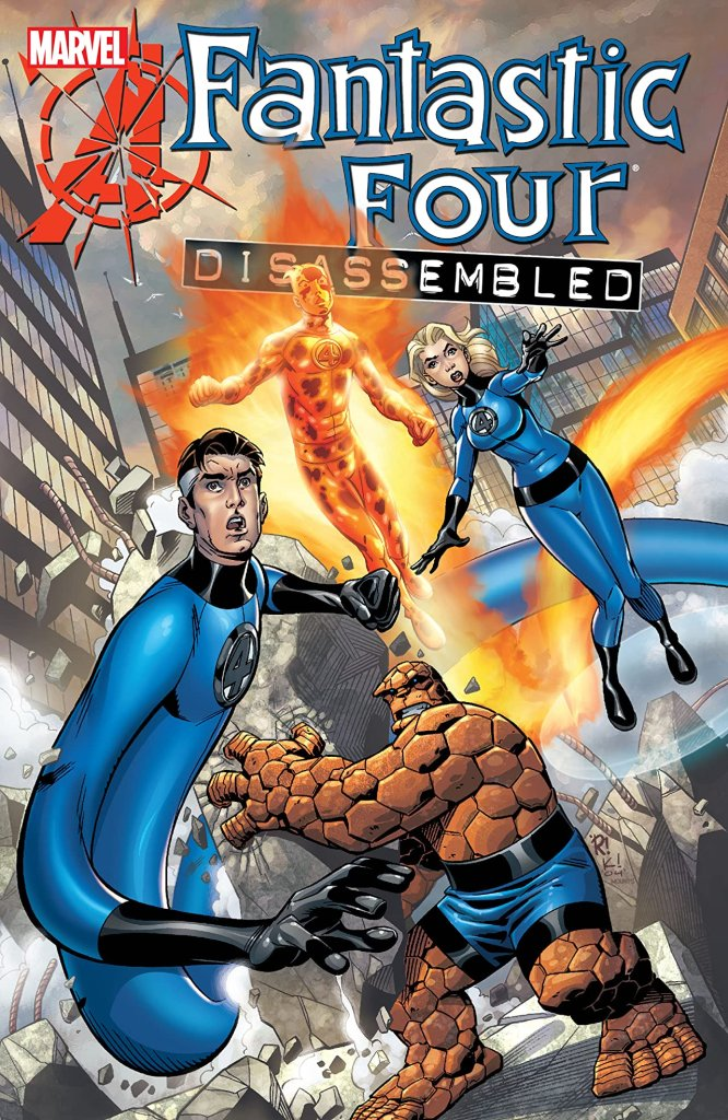 Fantastic Four Vol. 5: Disassembled