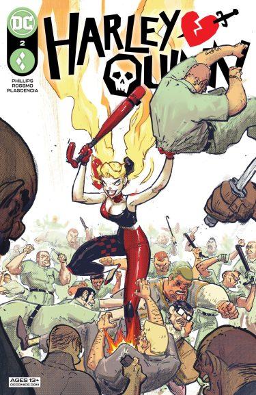 Harley Quinn #2