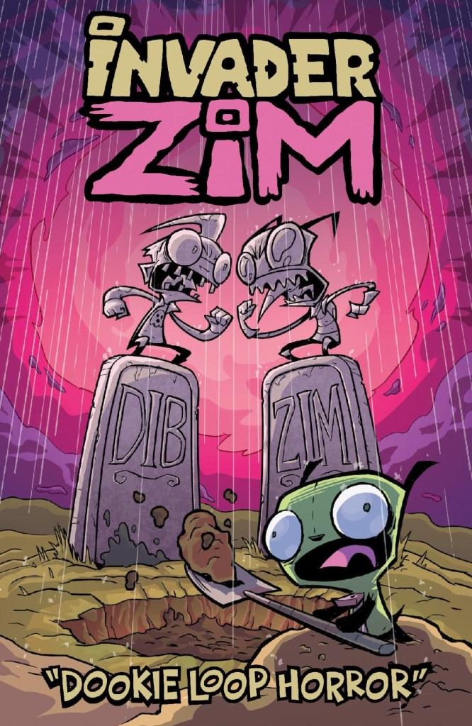 Invader Zim: The Dookie Loop Horror