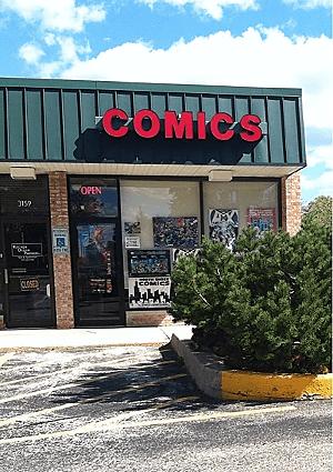 North Shore Comics