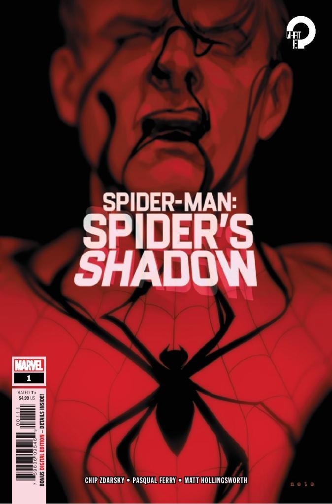 Spider-Man: Spider's Shadow #1 (of 4)