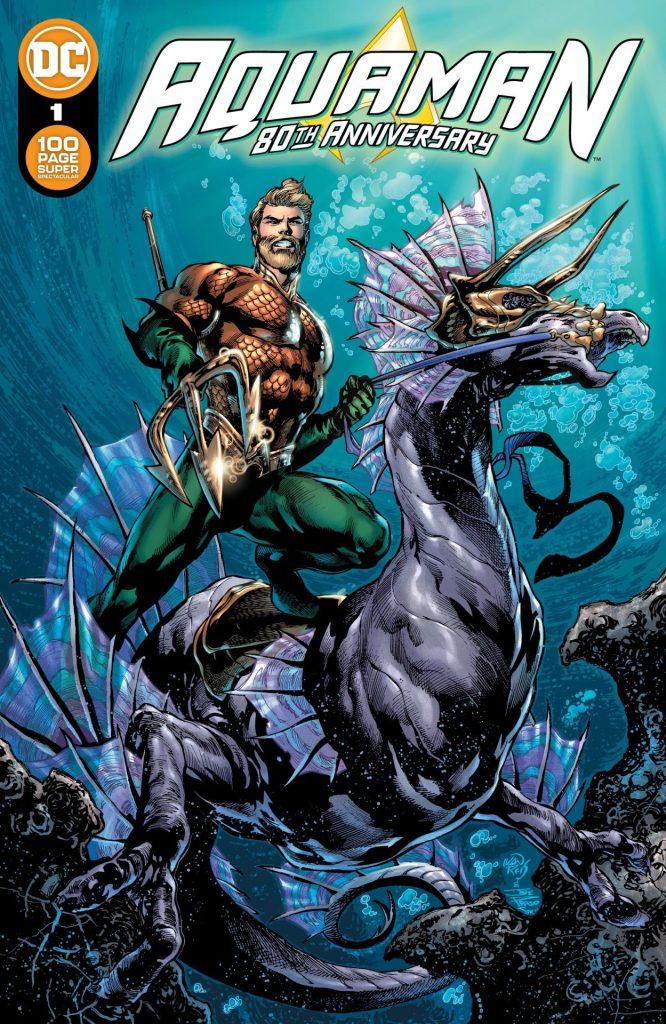 Aquaman 80th Anniversary 100-Page Super Spectacular