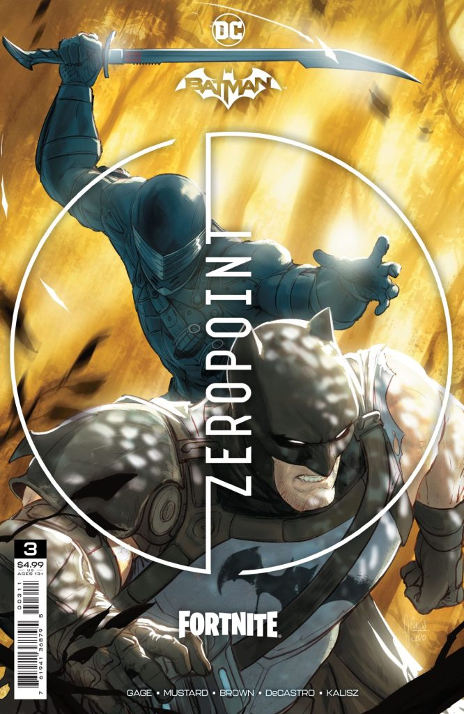 Batman/Fortnite: Zero Point #3